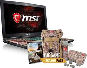 MSI GE627RE(Camo Squad)-809UK - £979.97 @ SaveOnLaptops.co.uk