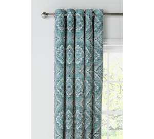Huge Argos Curtain Reductions - From £14.99 In Store & Online + 20% off with code (Free Available to Order to store) @ Argos