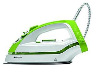 Hotpoint SI C35 CKG Steam Iron with Curved Soleplate - £9.99 instore @ Homebargains