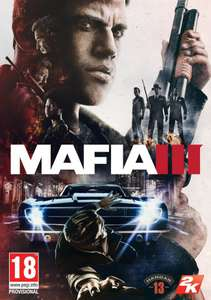 [Steam]Mafia III - £6.99 (£6.64 with 5% discount) - CDKeys