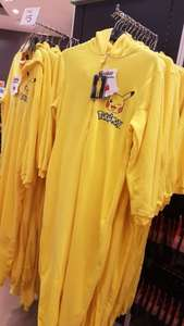 Pokemon Pikachu onesie @ Primark for £5