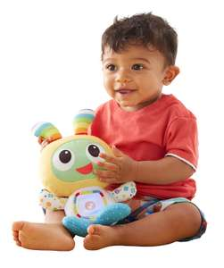 Fisher-Price Bright Beats Groove & Glow BeatBo (was £14.95) Now £7.45 at Tesco Direct   (Free C&C or £3 delivery)