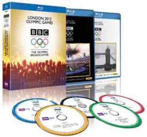 London 2012 Olympic Games BBC Blu-ray £2.39 from Music Magpie (Used)