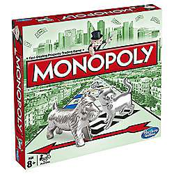 Monopoly £11 @ Tesco Direct (Free C&C)