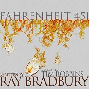 Fahrenheit 451 by  Ray Bradbury (Audiobook) £1.99 @ Audible DOTD (Usually £14.29)