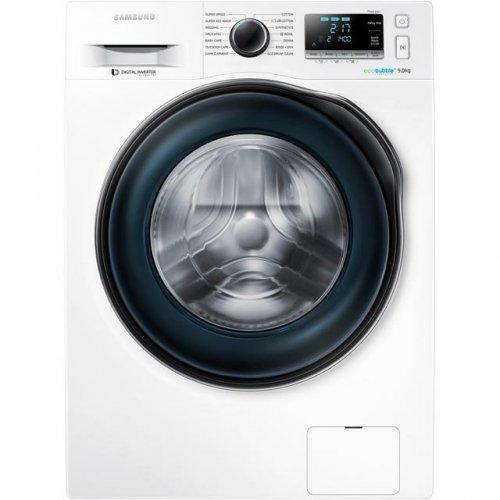 Samsung Ecobubble WW90J6410CW 9Kg Washing Machine with 1400 rpm 5 Year Warranty £399 AO.com