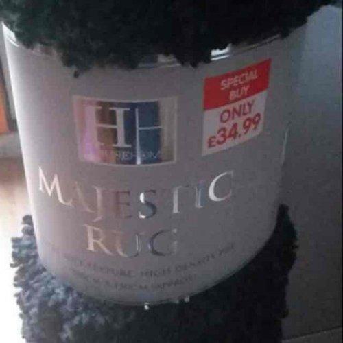 Majestic Rug £1 @ B&M