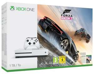 Xbox One S 1TB Console with Forza Horizon 3 + Extra Controller + Overwatch: Origins Edition + Gears of War 4 + £20 Voucher £269.99 @ Argos