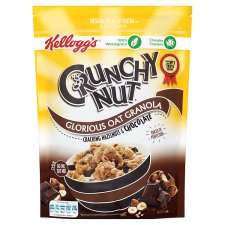 Kelloggs Crunchy Nut Oat Granola Chocolate 380G 1.49 Tesco from 31st