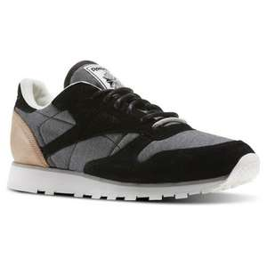 Extra 25% off outlet footwear today only @ reebok