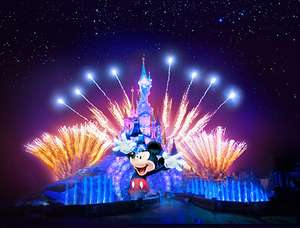 Disneyland Paris -  2 Park Ticket just £39 + Fast Pass + FREE Restaurant Vouchers worth €15 at AttractionTix