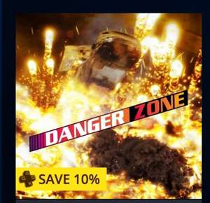 [PS4] Danger Zone 10% off for PS+ users £8.99 @ PSN