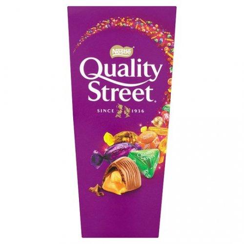 Quality Street Carton 265G  £1.50 Tesco