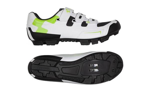 Cube CMPT MTB Cycling Shoes £39.99 Delivered @ Tredz (Blackline / Black, white & Green)