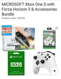 Currys - MICROSOFT Xbox One S with Forza Horizon 3 & Accessories Bundle £219.99 @ Currys