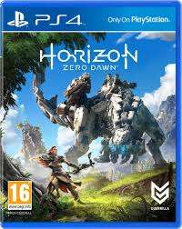 Horizon Zero Dawn Ps4 - £27.99 instore @ Sainsbury's