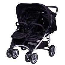 Red Kite Push Me Twini Stroller- Black @ Asda direct £195 down to £146.25 (25% off once added to basket)