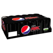 Pepsi/Pepsi Max 24 x 330ml cans £5.00 at The Food Warehouse by Iceland