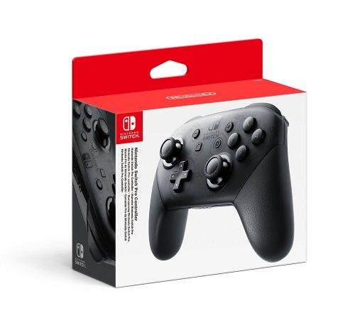 Nintendo Switch Pro Controller - Black £55 @ Amazon