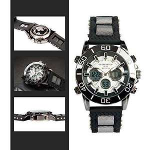 Globenfeld Limited Edition V12 Mens Sports Watch £49.99 Sold by Beauty, Kitchen and Home Outlet and Fulfilled by Amazon