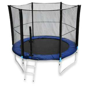 We R Sports Trampoline With Safety Net Enclosure Ladder Rain Cover 6ft (£89.99) , 8ft, 10ft, 12ft, 14ft, And 16ft @ Amazon