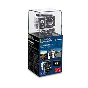 National Geographic Full HD Action Camera 140° £72.81 Sold by OptixMania and Fulfilled by Amazon