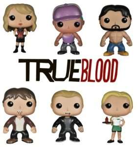 True Blood 6 Pop! Mega Bundle £30 @ Forbidden Planet International