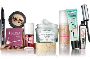 20% off nearly everything @ Benefit Cosmetics  w/ code + FREE Delivery on a £25 spend
