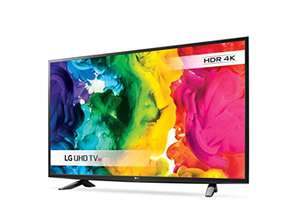 LG 43UH603V 43 inch Ultra HD 1080 Smart TV WebOS (HDR Pro, Local Dimming, ColorPrime Pro, Ultra Surround) [Energy Class A+] £349 @ Amazon
