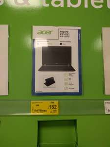 """Acer Aspire ES1-531 15.6"""" £162 @ Asda instore"""