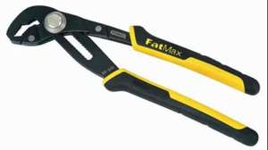 Stanley FatMax - Groove Joint Pipe Pliers £6.95 Prime / £10.94 Non Prime @ Amazon
