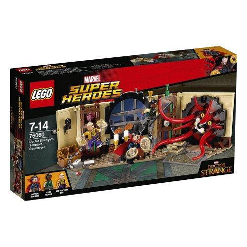 (OUT OF STOCK! EXPIRE!) LEGO 76060 Super Doctor Strange's Sanctum Sanctorum £14.00 @ Amazon (£18.99 non-Prime)