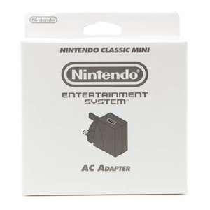 Official NES Mini Power Adapter - £9.99 Delivered @ Nintendo Store