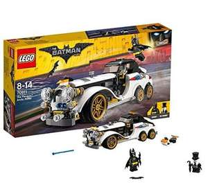 LEGO Batman The Penguin Arctic Roller £17.99 Prime @ Amazon