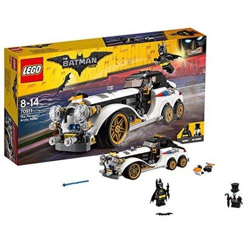 LEGO Batman The Penguin Arctic Roller £17.99 Prime @ Amazon