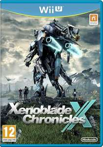 Xenoblade Chronicles X Wii U (new) Amazon Prime Exclusive £22.25
