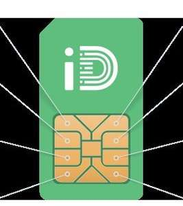 iD Mobile (Three) 30 day - 2000mins/5000txt/5GB (4G) (Rollover) £10