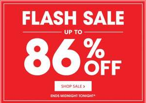 Flash Sale at The Book People, up to 86% off (Del £2.95 or free wys £25