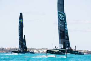 America's Cup sailing, watch free@ BT Sport via mobile app