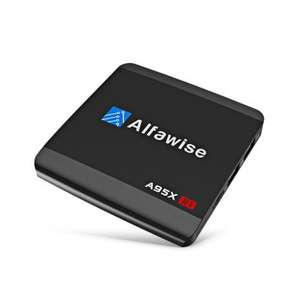 Alfawise A95X R1 TV Box - 4K, 1GB/8GB, Android 6.0, 1.5GHz,Quad Core £18.29 Gearbest