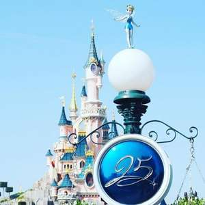 Disneyland Paris - 1 Park Mini Ticket just £32.00 or Magic Ticket just £43 + Fast Pass