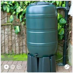 210 Litre Water Butt Set at B&Q was £37 now £25 inc stand, tap and filler kit