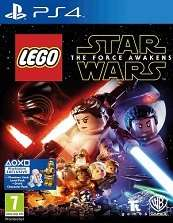 LEGO Star Wars: The Force Awakens [PS4] £9.99 (Like New) @ boomerang rentals