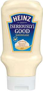 Heinz Mayonnaise 395g ONLY £1.00 @ Iceland