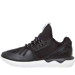 adidas Originals Mens Tubular Runner Trainers (Black W/ White) now £34.48 delivered @ MandM Direct