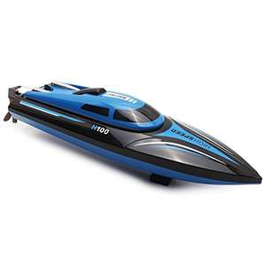 High Speed Romote Control RC Boat with LCD Screen 2.4GHz, 4 Channels & 2 Modes (was £99) Now £22 delivered using code Sold by GBLifeTech / Fulfilled by Amazon.