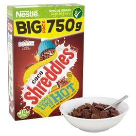 Nestle Coco Shreddies (750g) was £3.38 now £2.00 (Rollback Deal) @ Asda