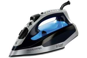Russell Hobbs Colour Control Steaming Clothes Iron was £29.99 now £19.99 Free C&C @ Argos