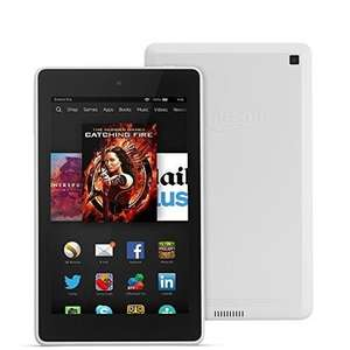 "Amazon Fire HD 6 6"" Tablet 16GB HDD 1GB RAM Quadcore Wi-Fi OS 5 White  £55.00 @ Tesco / ebay"