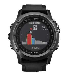 Garmin Fenix 3 with integrated HR Sapphire £354.82 @ Handtec